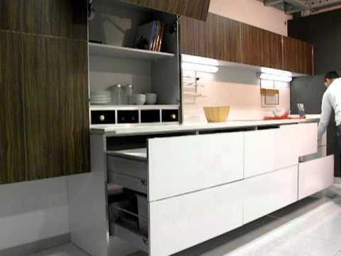 Sistema automatico touch me para muebles de cocinas for Esmalte para muebles de cocina