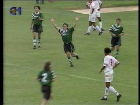 Leiria - 1 x Sporting - 3 de 1994/1995 Particular