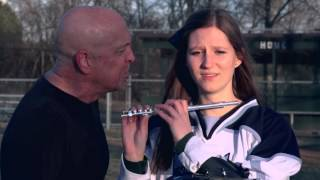 2015 Sports Roast Philadelphia - Piccolo Girl Meets Fletcher