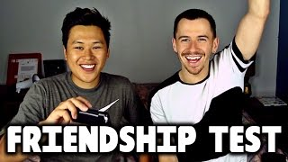 THE ULTIMATE FRIENDSHIP TEST | ItsYeBoi