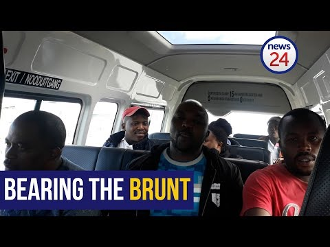 WATCH: This Cape Town taxi driver wants the bus strike to end