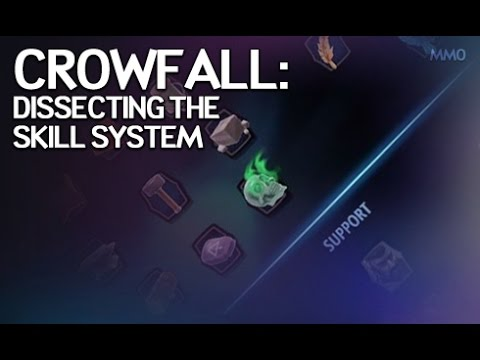 EXCLUSIVE: Dissecting the Crowfall Skill System with ArtCraft Entertainment