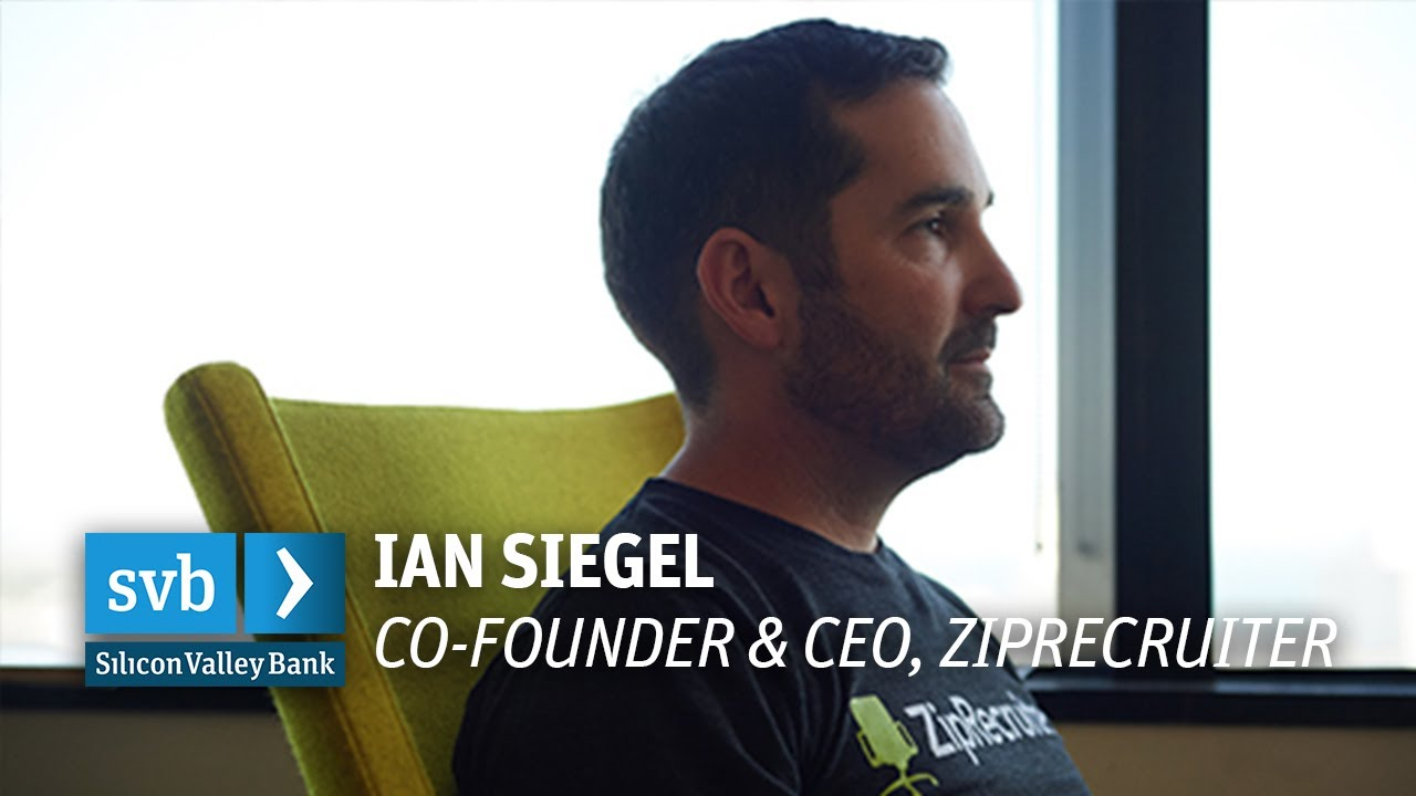 Ian Siegel, ZipRecruiter: Why product market fit is essential for ...