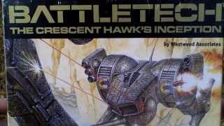 Battletech The Crescent Hawk