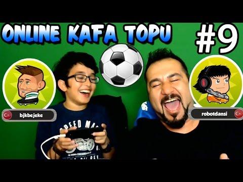 ONLINE KAFA TOPU #9 | ÇARKIFELEK