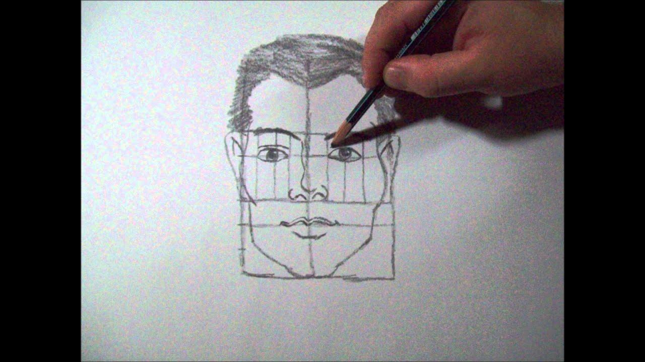 el rostro humano paso a paso  YouTube