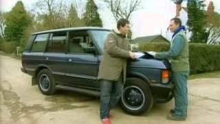 Махинаторы Range Rover Series I ч.1