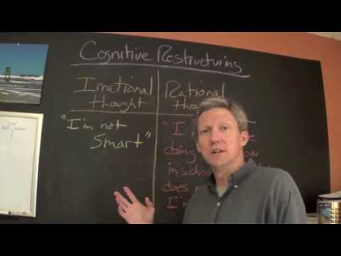 How to do Cognitive Restructuring