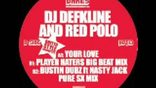 PuRe SX feat. Nasty Jack - Bustin Dubz ( Hot Cakes #13 with Defkline & RedPolo )