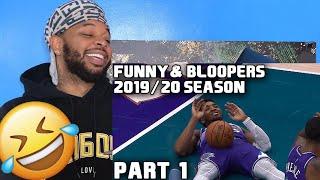 NBA Funny Moments & Bloopers of 2019/20 Season | Reaction
