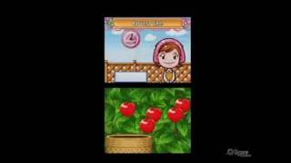 Gardening Mama Nintendo DS Gameplay - Apple