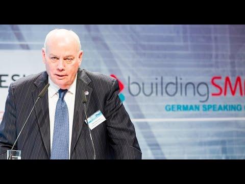 Patrick MacLeamy, buildingSMART International: Transforming How We Design and Build