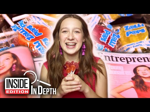 Lance Houston - Michigan Teen Runs Her Own Candy Empire, Worth Over $2 Million!