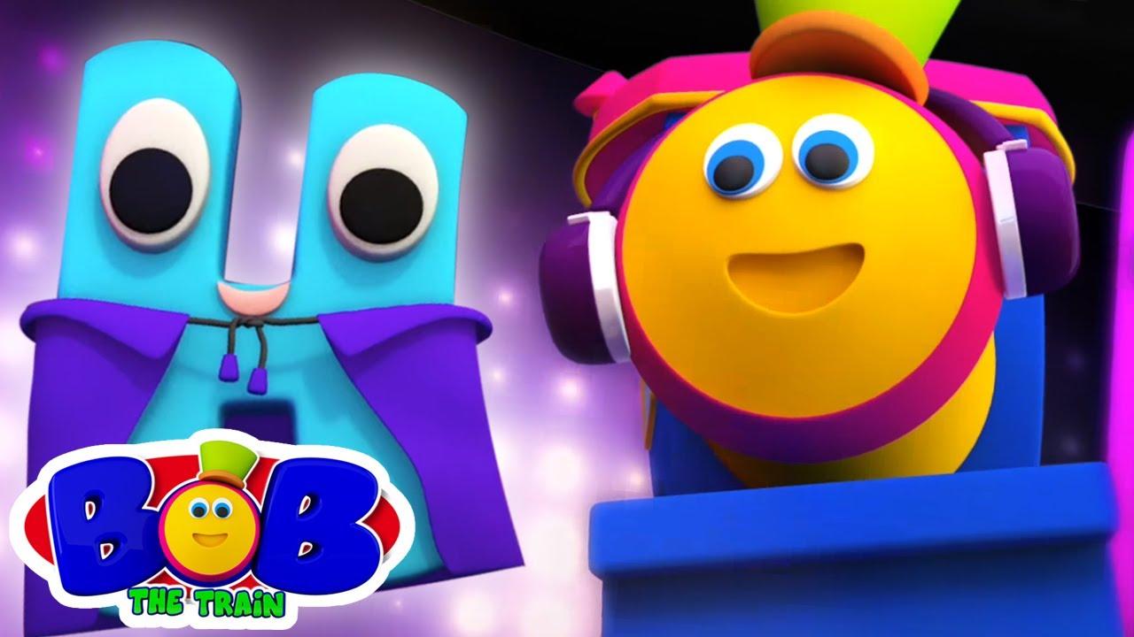 Canzone Dell'alfabeto | Lettera H | Cartoni animati per bambini | Bob The Train | Canzoni italiane