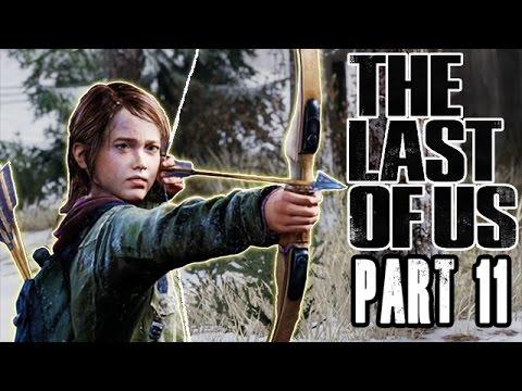 THE LAST OF US GAMEPLAY WALKTHROUGH (Part 11)