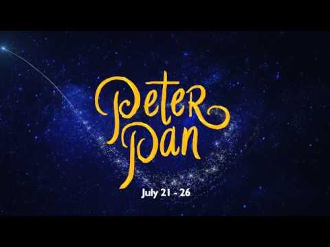 PETER PAN: July 21 - 26