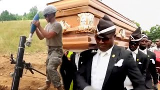 MILITARY FAILS PART 2! - (COFFIN DANCE - MEME COMPILATION)