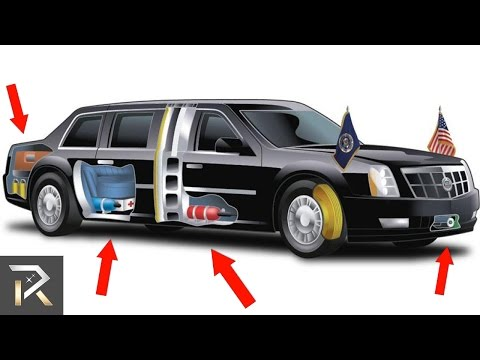 Thumbnail: 10 Mind-Blowing Facts About President Trump's Vehicle
