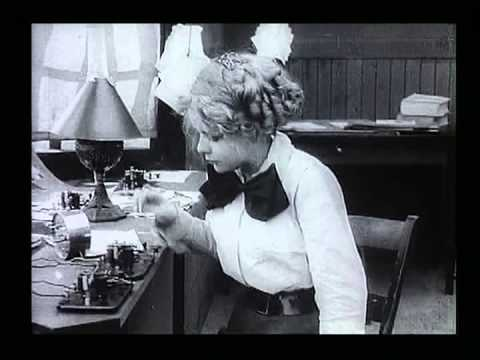 The Lonedale Operator 1911 DW Griffith Biograph Silent Film