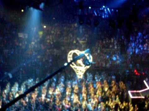 Justin Bieber I 39 Ll Never Let You Go Madison Square Garden 8 31 10 Youtube