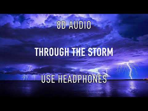 (8D AUDIO) - Through the Storm - YoungBoy Never Broke Again