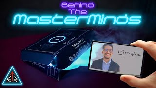 """EP57 - ESCAPETHEROOMers presents: Behind The MasterMinds w/ """"Key Enigma"""""""