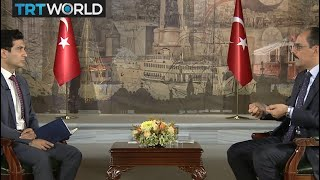 Turkey's Border Security: Interview with Ibrahim Kalin