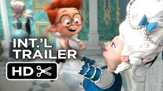 Mr. Peabody & Sherman International TRAILER (2014) - Ty Burrell Movie HD