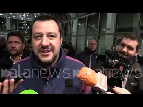 """Roma-Milan, Salvini attacca Gattuso: """"Due punti persi"""". E il mister non risponde"""