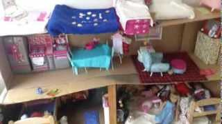 My Diy American Girl Doll House