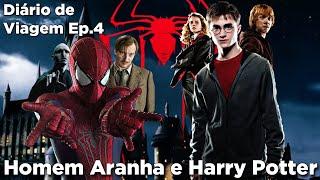 Homem Aranha, Harry Potter, Heróis da Marvel, Universal Studios - Diário de Viagem Ep.4