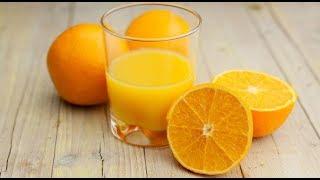 як зробити сік з апельсина в блендері