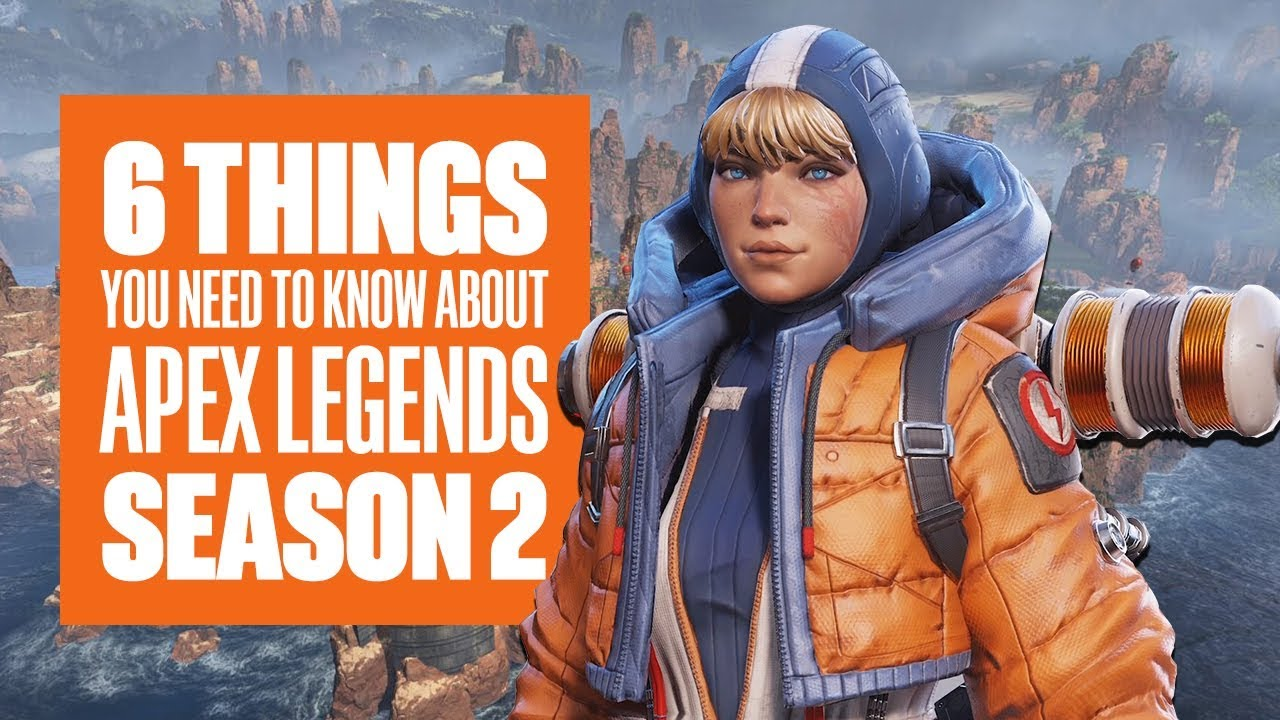 6 Things You Need to Know About Apex Legends Season 2: Battle Charge - Apex  Legends Season 2 Trailer