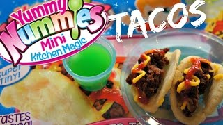 Yummy Nummies Tacos - Whatcha Eating? #208
