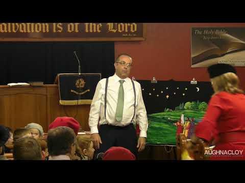 Children's Address at Christmas Carol Service