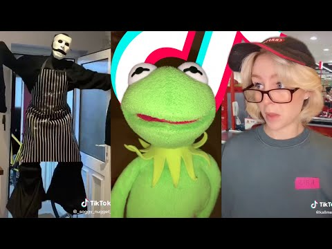 TIK TOKS APPROVED BY KERMIT THE FROG 🐸😂