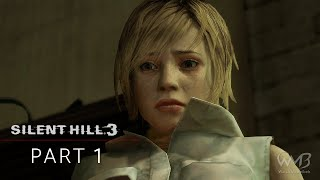Silent Hill 3 - Walkthrough Part 1 - Amusement Park / Shopping Mall (Hard)