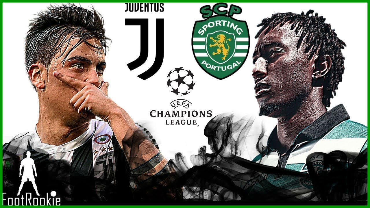 Image result for Juventus vs Sporting CP pic