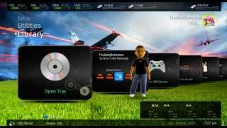Jtag Tutorials #8 Installing Title Updates, Skins and Covers in FSD V3