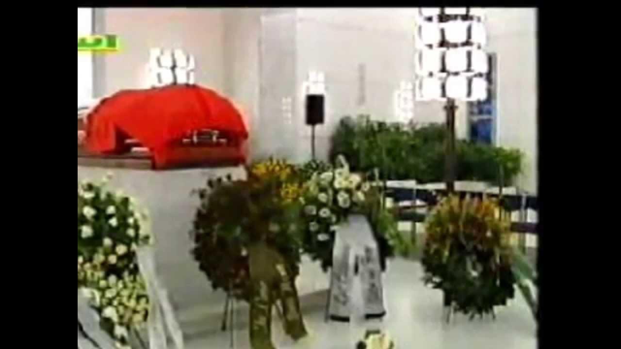 Falco Beerdigung