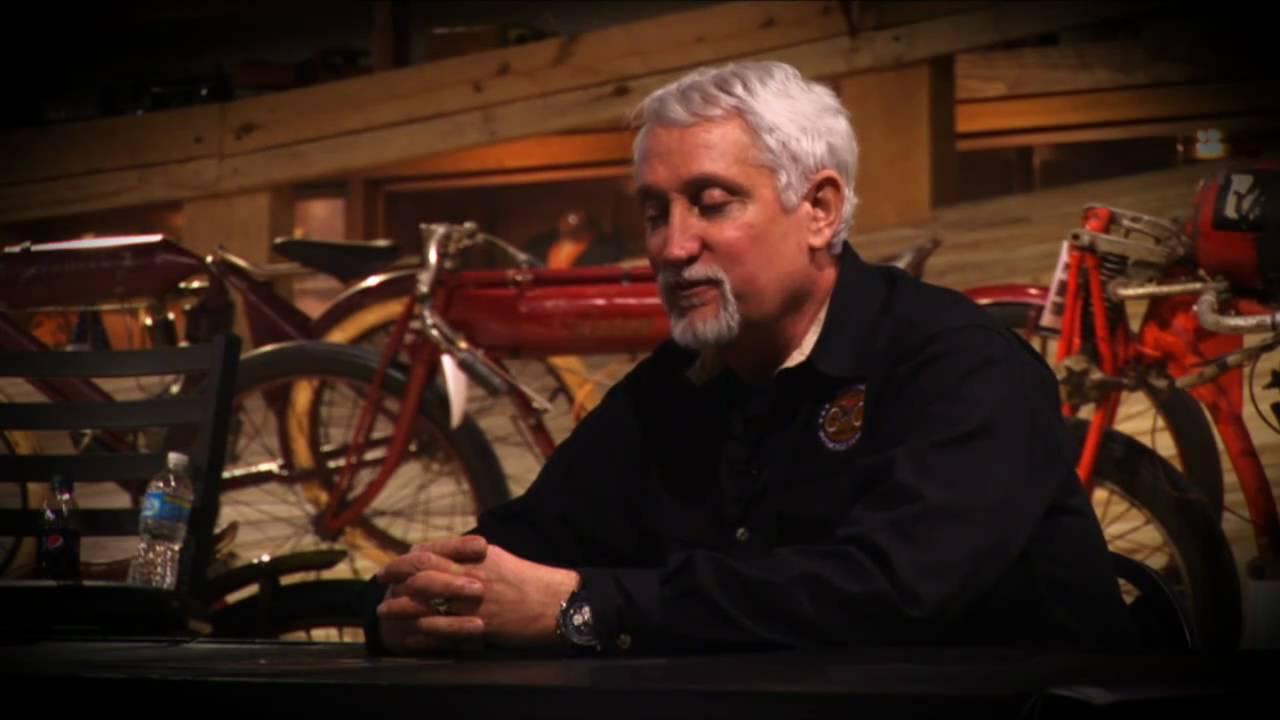 National Motorcycle Museum >> American Pickers visit the National Motorcycle Museum - YouTube
