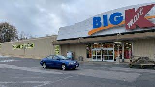 BIG KMART closing update 2 — Clifton Heights, PA (11/17/2019) #Kmartclosing2019