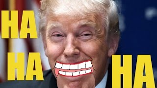DONALD TRUMP WINS Ha-ha!