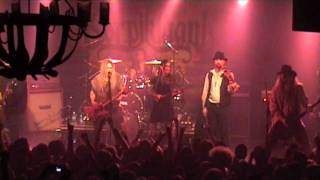 Korpiklaani-Wooden Pints featuring Nasha (live in Israel)