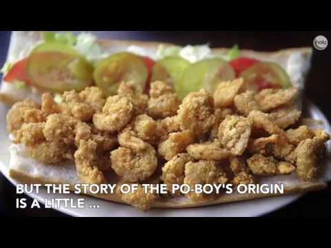 A brief history of the po-boy, New Orleans