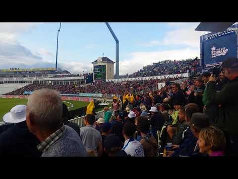 We want our ball back! Edgbaston 2017 #EngVsWi England cricket 1st Test