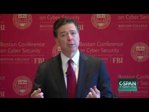 FBI Director James Comey Speech on Cybersecurity