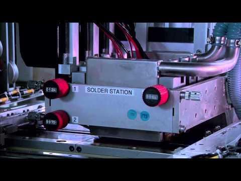 Suntech Solar Module - Produktion (Deutsch)