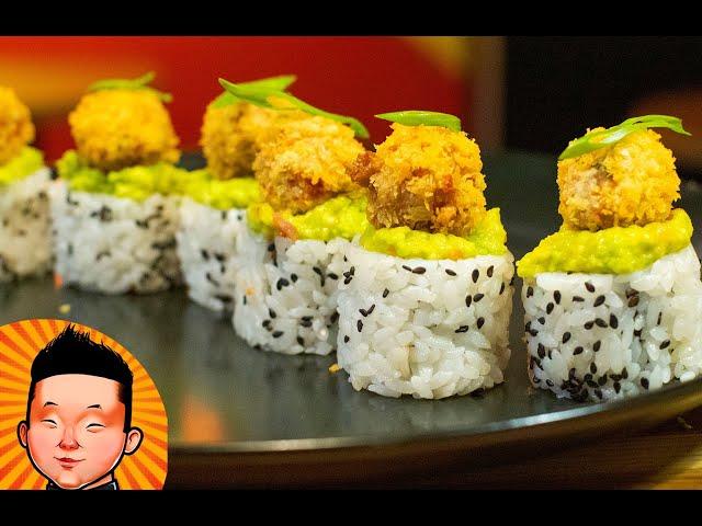 Фьюжн суши | Необычный рецепт