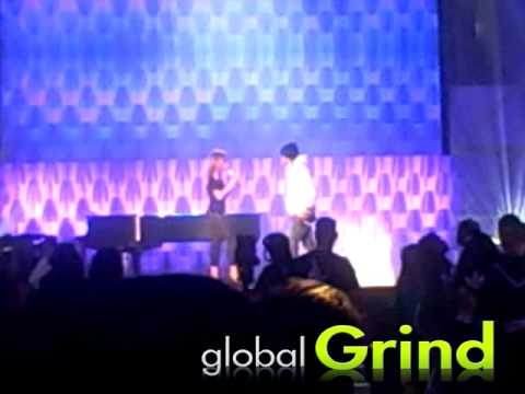 *GG* Trey Songz & Toni B Soul Train Rehearsal
